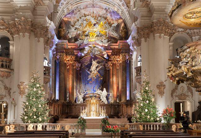 Asamkirche Rohr i.NB