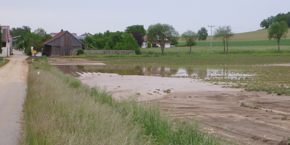 Projekt Bodenschutz & Gewässerpflege