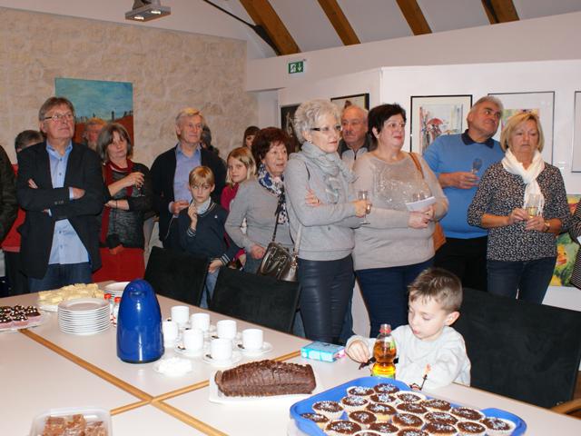 Kunstausstellung Saal a.d. Donau