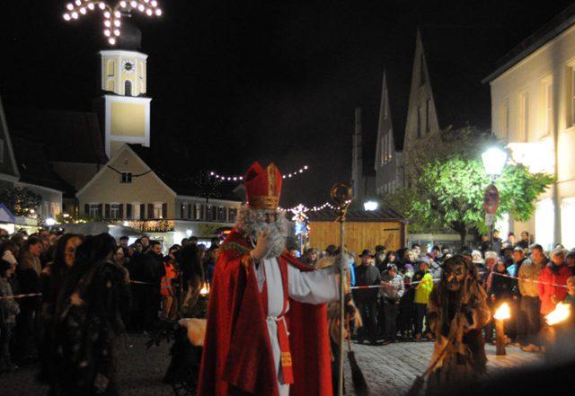 Nikolausmarkt Langquaid