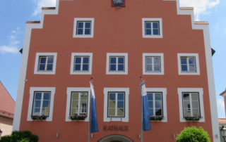 Rathaus-Info Sommer 2018 Langquaid