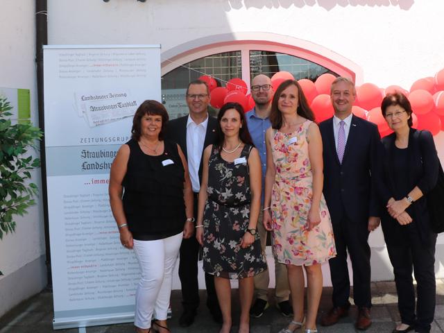 Laber-Zeitung eröffnet Geschäftsstelle in der Rottenburger Straße