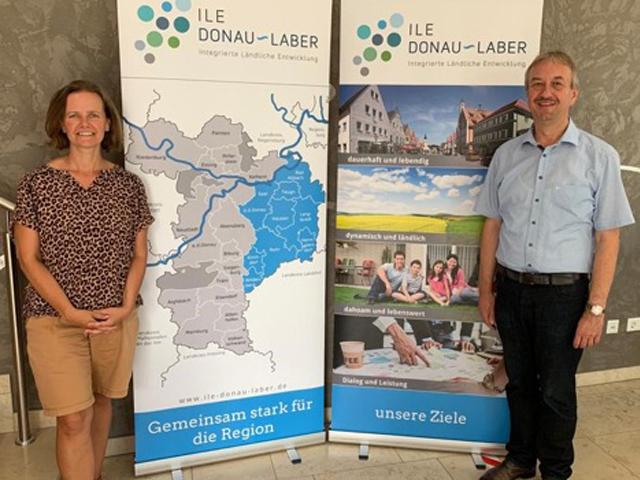Sandra Schneider ILE Donau-Laber
